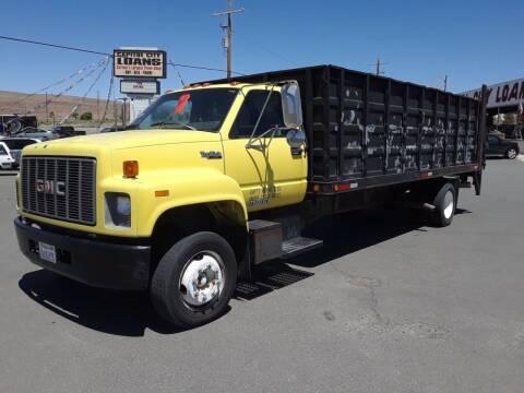1994 GMC TOPKICK for sale at Super Sport Motors LLC in Carson City NV