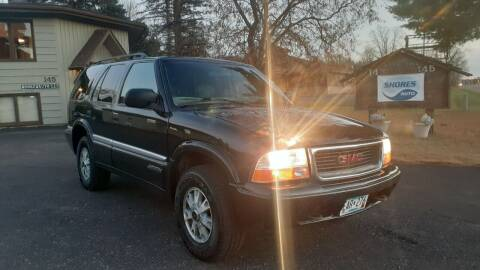 2000 GMC Jimmy for sale at Shores Auto in Lakeland Shores MN
