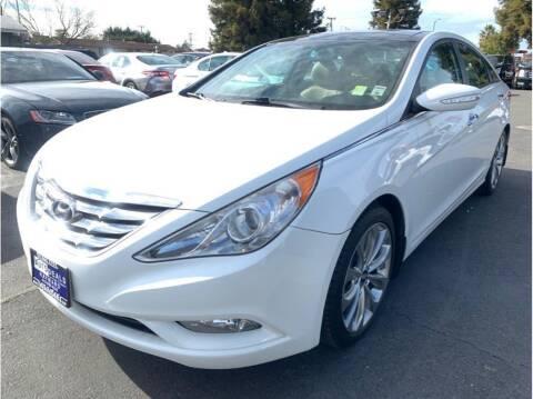 2012 Hyundai Sonata for sale at AutoDeals in Hayward CA