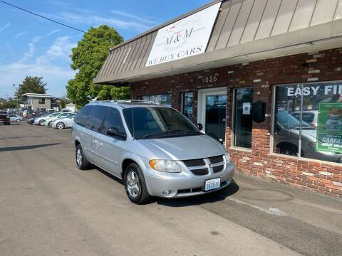 2004 Dodge Grand Caravan for sale at M&M Auto Sales in Portland OR