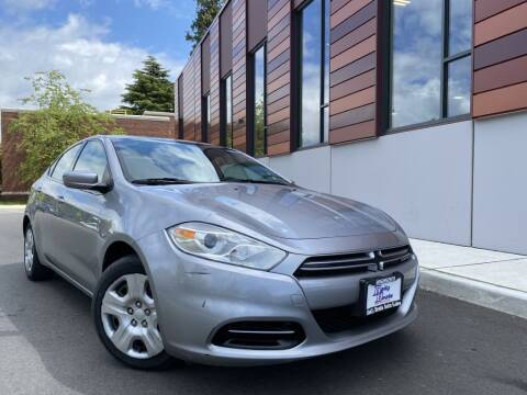 2014 Dodge Dart for sale at DAILY DEALS AUTO SALES in Seattle WA