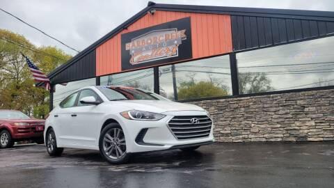 2017 Hyundai Elantra for sale at Harborcreek Auto Gallery in Harborcreek PA
