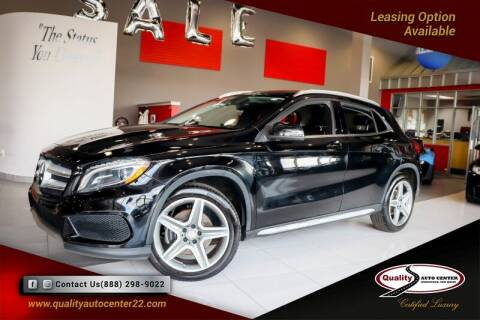 2015 Mercedes-Benz GLA for sale at Quality Auto Center in Springfield NJ