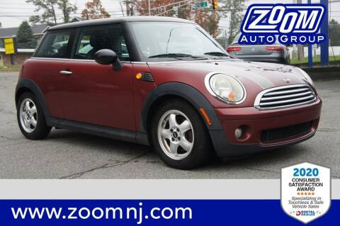 2009 MINI Cooper for sale at Zoom Auto Group in Parsippany NJ