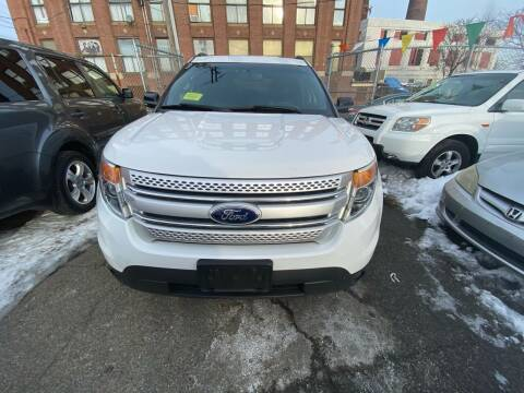 2013 Ford Explorer for sale at Metro Auto Sales in Lawrence MA