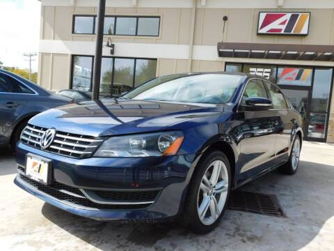 2014 Volkswagen Passat for sale at Auto Assets in Powell OH