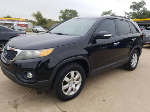 2011 Kia Sorento for sale at Nile Auto in Fort Worth TX