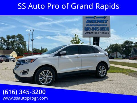 2018 Ford Edge for sale at SS Auto Pro of Grand Rapids in Kentwood MI