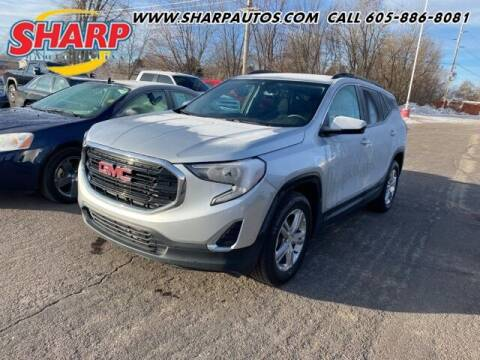 2019 GMC Terrain for sale at Sharp Automotive in Watertown SD