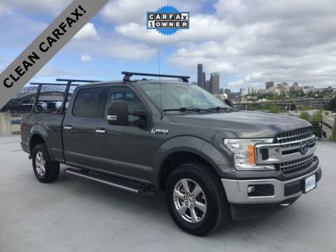 2018 Ford F-150 for sale at Toyota of Seattle in Seattle WA