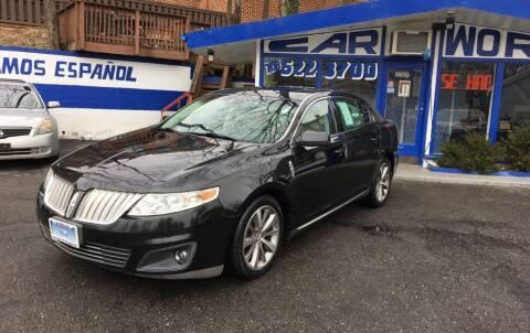 2009 Lincoln MKS for sale at Car World Inc in Arlington VA