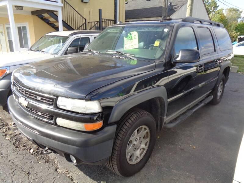 2005 Chevrolet Suburban for sale at Aspen Auto Sales in Wayne MI