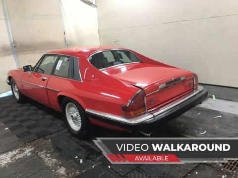 1989 Jaguar XJ-Series for sale at Ultimate Motors in Port Monmouth NJ