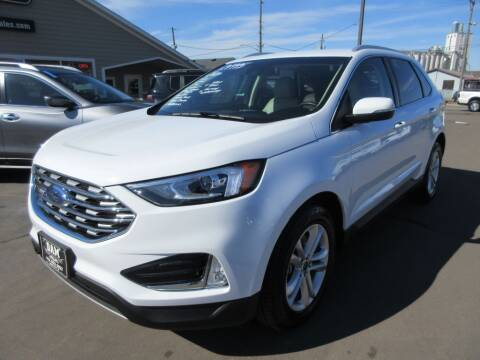 2020 Ford Edge for sale at Dam Auto Sales in Sioux City IA