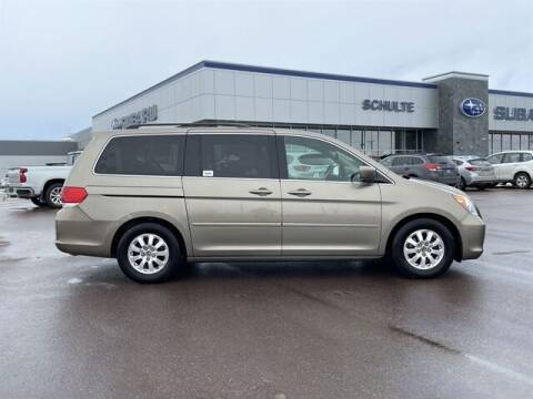 2009 Honda Odyssey for sale at Schulte Subaru in Sioux Falls SD