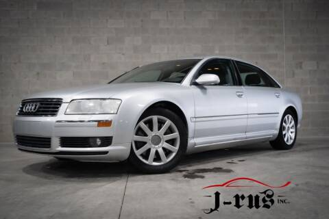 2005 Audi A8 L for sale at J-Rus Inc. in Macomb MI