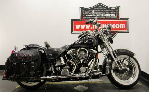 1998 Harley-Davidson Heritage Springer for sale at Certified Motor Company in Las Vegas NV