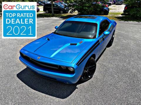 2009 Dodge Challenger for sale at Brothers Auto Sales of Conway in Conway SC