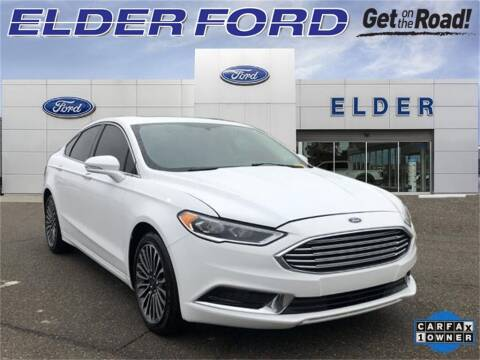2018 Ford Fusion for sale at Mr Intellectual Cars in Troy MI