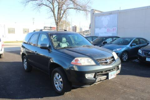 2003 Acura MDX for sale at Rochester Auto Mall in Rochester MN