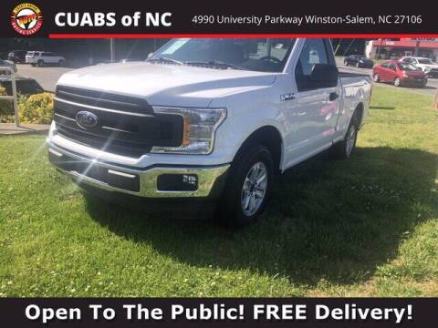2020 Ford F-150 for sale at Credit Union Auto Buying Service in Winston Salem NC
