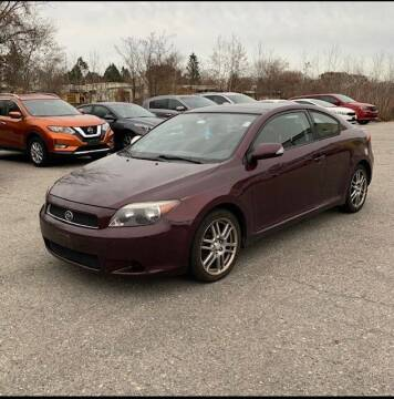 2005 Scion tC for sale at Auto Legend Inc in Linden NJ