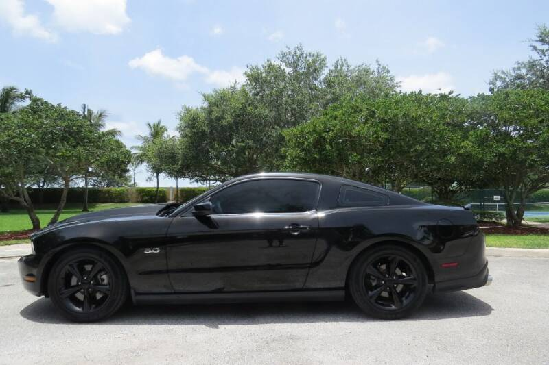 2012 Ford Mustang for sale at Love's Auto Group in Boynton Beach FL