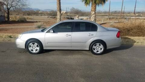 2006 Chevrolet Malibu for sale at Ryan Richardson Motor Company in Alamogordo NM