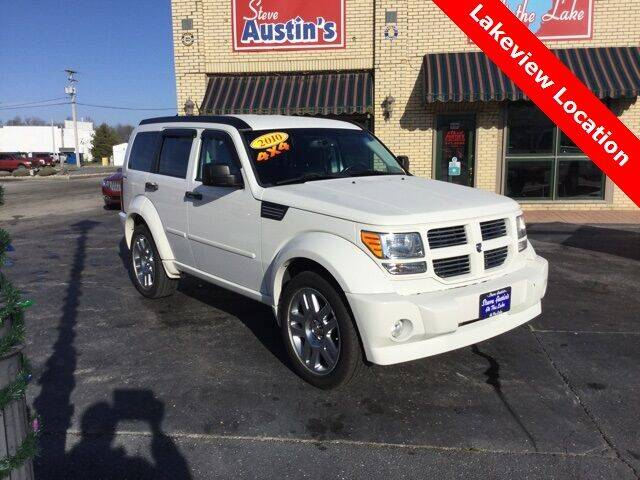 2010 Dodge Nitro for sale at Austins At The Lake in Lakeview OH