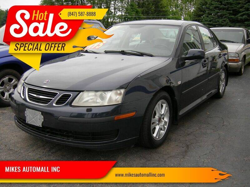 2006 Saab 9-3 for sale at MIKES AUTOMALL INC in Ingleside IL