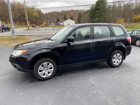 2010 Subaru Forester for sale at Edward's Motors in Scott Township PA