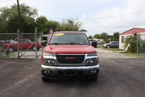 2007 GMC Canyon for sale at Fabela's Auto Sales Inc. in Dickinson TX