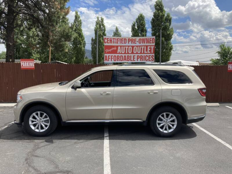 2014 Dodge Durango for sale at Flagstaff Auto Outlet in Flagstaff AZ