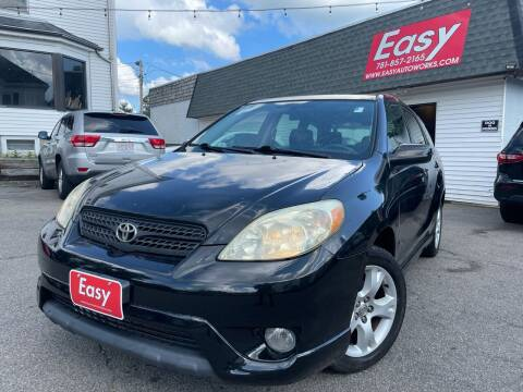 2006 Toyota Matrix for sale at Easy Autoworks & Sales in Whitman MA
