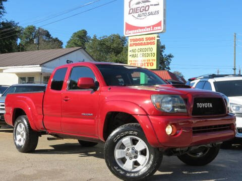 2006 Toyota Tacoma for sale at Diego Auto Sales #1 in Gainesville GA