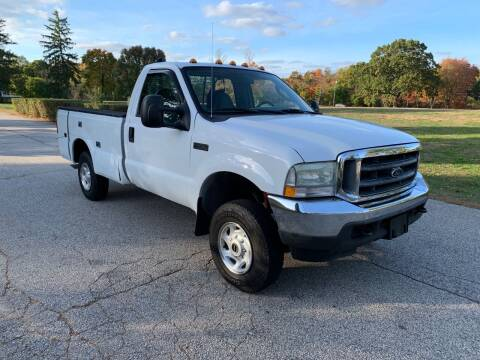 2004 Ford F-250 Super Duty for sale at 100% Auto Wholesalers in Attleboro MA