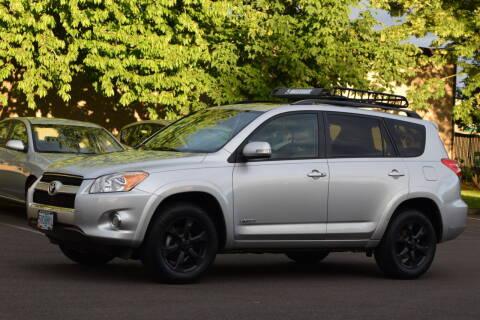 2010 Toyota RAV4 for sale at Beaverton Auto Wholesale LLC in Hillsboro OR