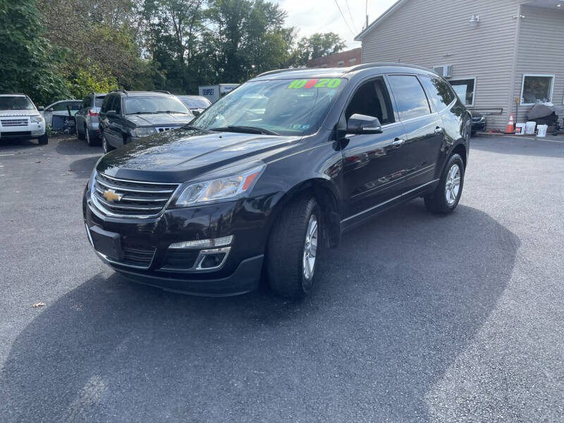 2013 Chevrolet Traverse for sale at Roy's Auto Sales in Harrisburg PA