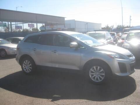 2010 Mazda CX-7 for sale at Town and Country Motors - 1702 East Van Buren Street in Phoenix AZ