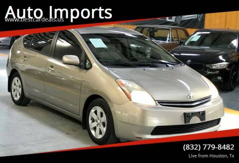 2007 Toyota Prius for sale at Auto Imports in Houston TX