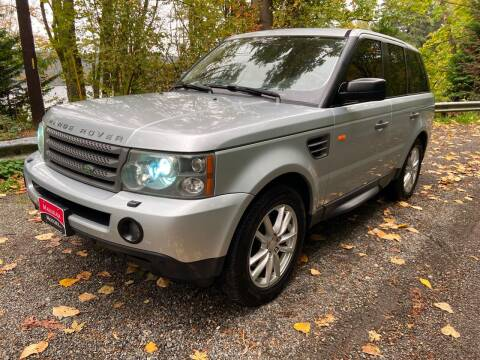 2006 Land Rover Range Rover Sport for sale at Maharaja Motors in Seattle WA