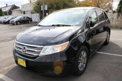 2011 Honda Odyssey for sale at Lodi Auto Mart in Lodi NJ