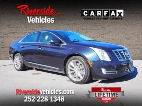 2013 Cadillac XTS for sale at Riverside Mitsubishi(New Bern Auto Mart) in New Bern NC