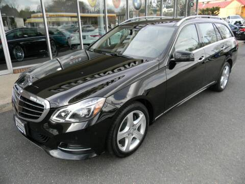2016 Mercedes-Benz E-Class for sale at Platinum Motorcars in Warrenton VA