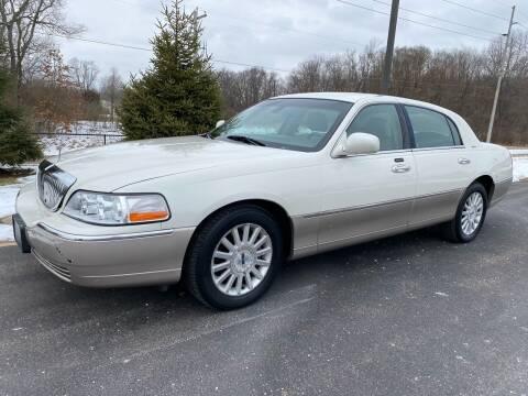 2003 Lincoln Town Car for sale at Encore Auto in Niles MI