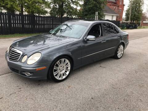 2007 Mercedes-Benz E-Class for sale at Eddie's Auto Sales in Jeffersonville IN