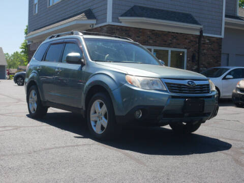 2009 Subaru Forester for sale at Canton Auto Exchange in Canton CT