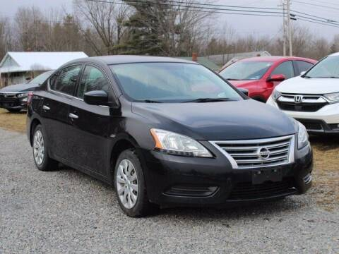 2014 Nissan Sentra for sale at Street Track n Trail - Vehicles in Conneaut Lake PA