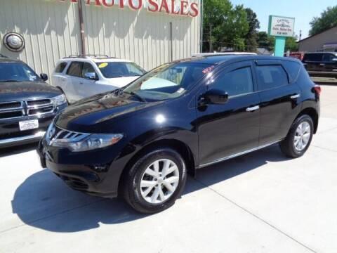 2014 Nissan Murano for sale at De Anda Auto Sales in Storm Lake IA