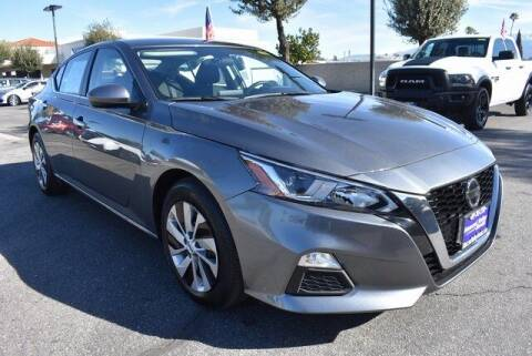 2019 Nissan Altima for sale at DIAMOND VALLEY HONDA in Hemet CA